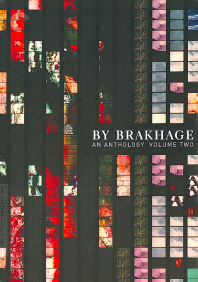 BY BRAKHAGE:ANTHOLOGY V2 BY BRAKHAGE,STAN (DVD)